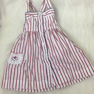 ✅ Ralph Lauren Striped Dress, 9M